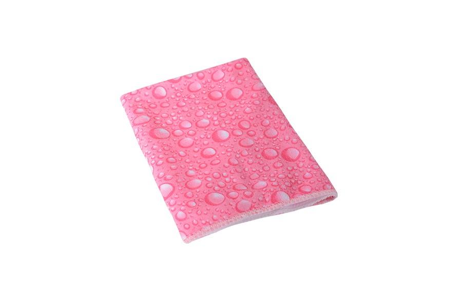 Mikrofasertuch COLOR rosa
