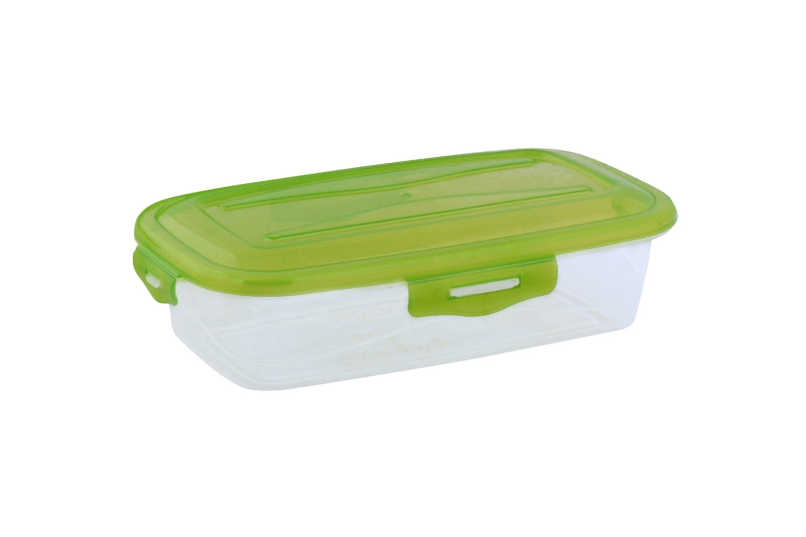 Kunststoffdose RUBY 0,5 l grün