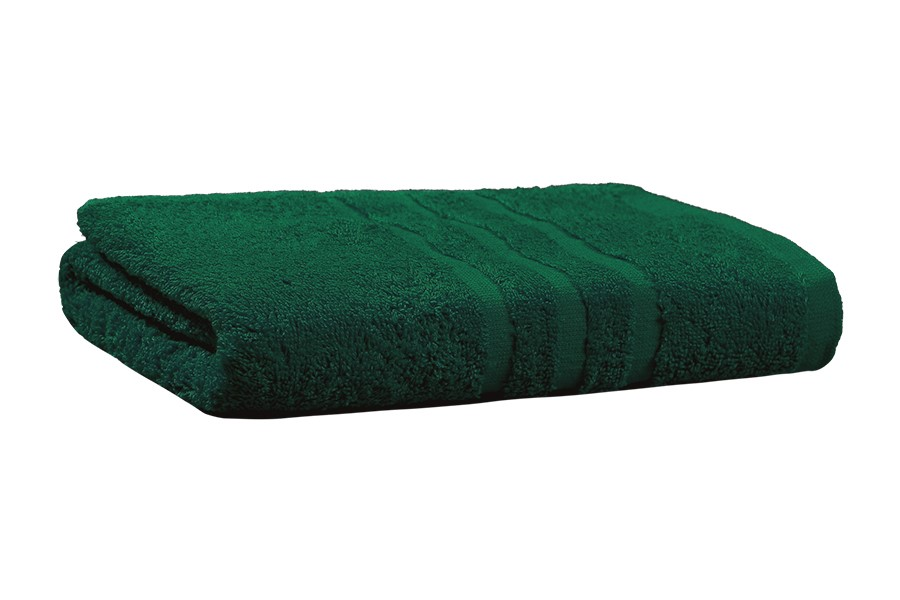 Badetuch KOMA grün