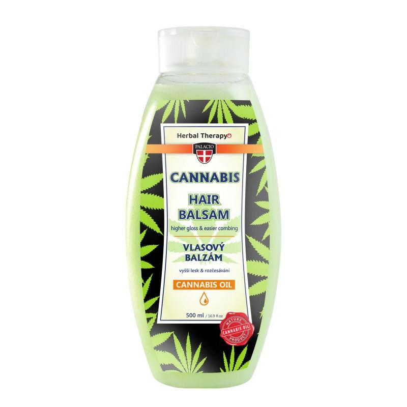 Hanf-Haarbalsam 500 ml