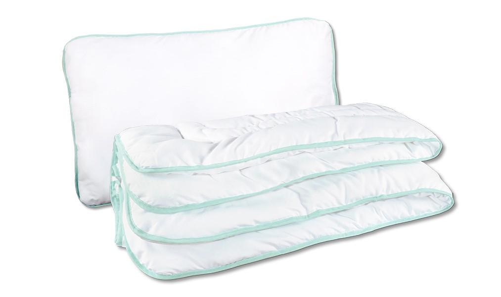 Bettdecke im Set mit Kissen TALIN EXCLUSIVE grün