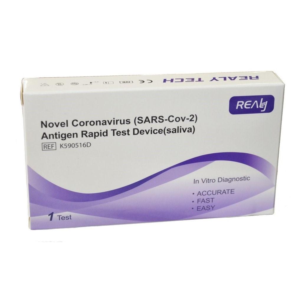 Speichelantigentest (SARS-CoV-2)