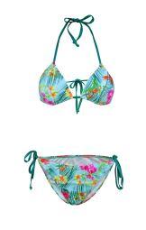 Triangel-Bikini EXOTIK Größe 34