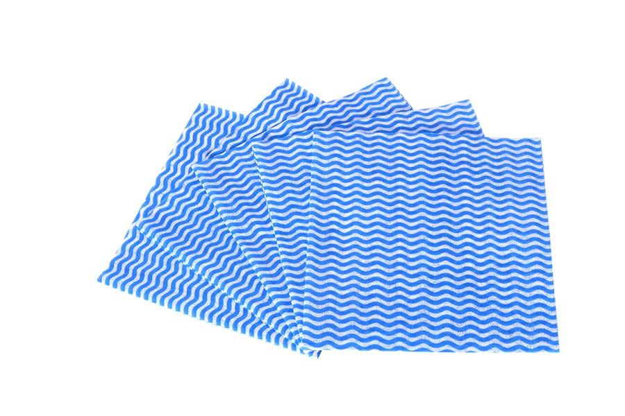 Geschirrtuch KARA blau