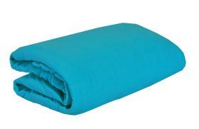 TOP Q Jersey Bettlaken Für eine höhere Matratze geeignet LIMETTE 180x200 cm