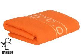 Handtuch Bambus KORAL orange