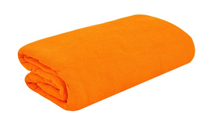 TOP Q Frottee Bettlaken Für eine höhere Matratze geeignet ORANGE 180x200 cm