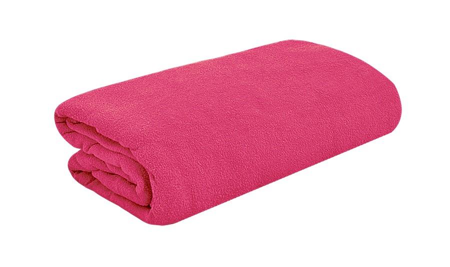 TOP Q Frottee Bettlaken Für eine höhere Matratze geeignet HIMBEERFARBE 90x200 cm