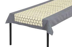 PVC-Spitzentischläufer KENTA 50x160 cm