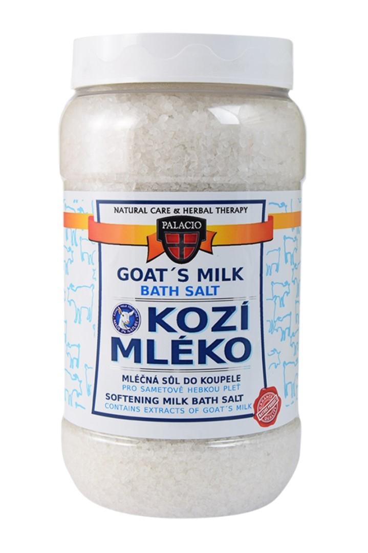 Ziegenmilch-Badesalz 1200 g