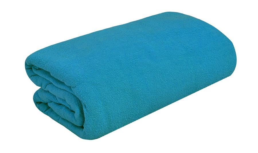 TOP Q Frottee Bettlaken Für eine höhere Matratze geeignet MARINE BLAU 180x200 cm