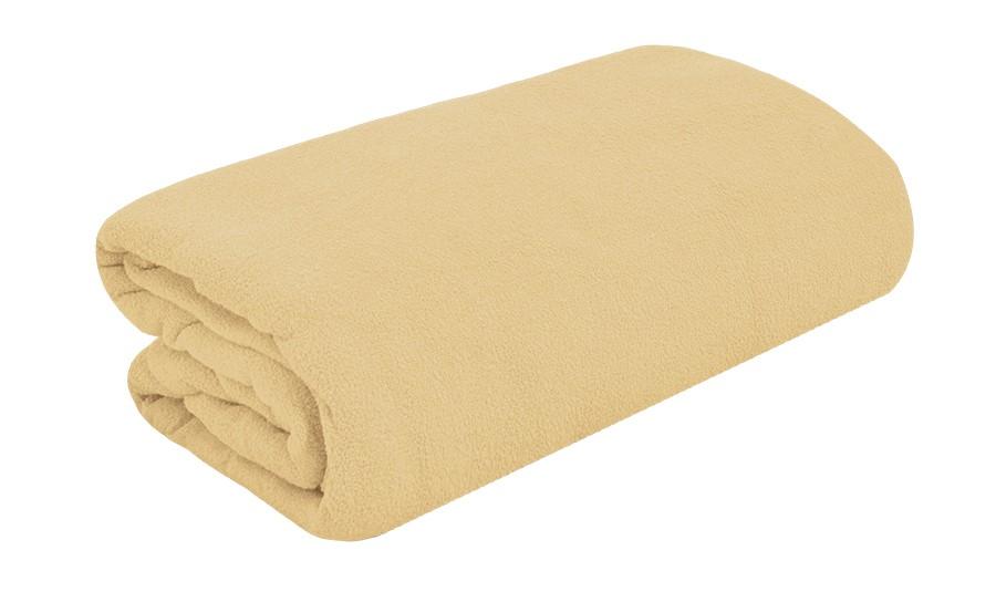 TOP Q Frottee Bettlaken Für eine höhere Matratze geeignet BEIGE 2 180x200 cm