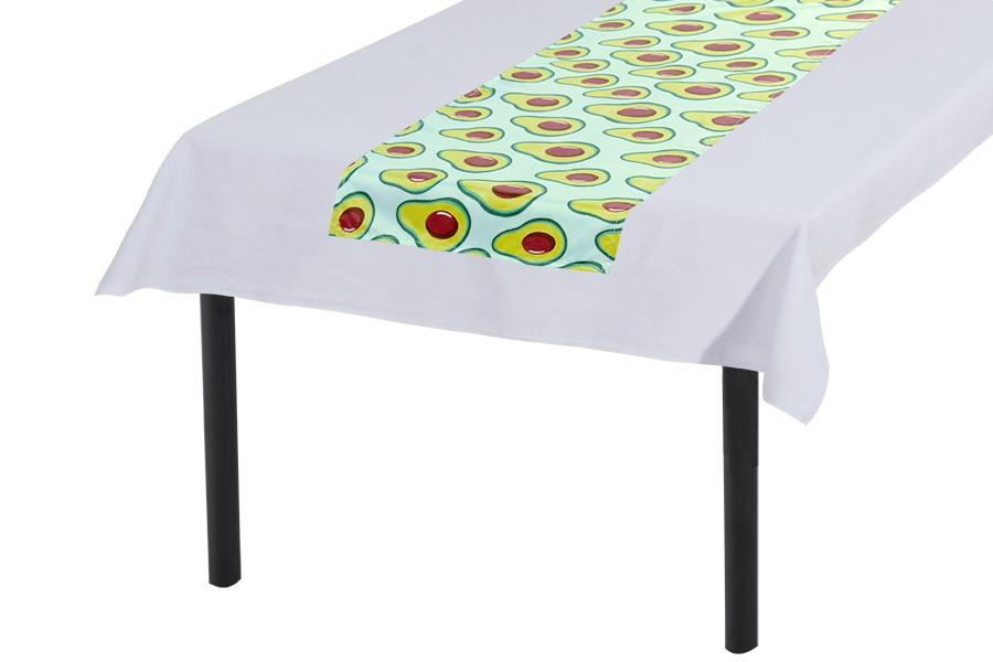 Tischläufer 30x140 cm AVODACO