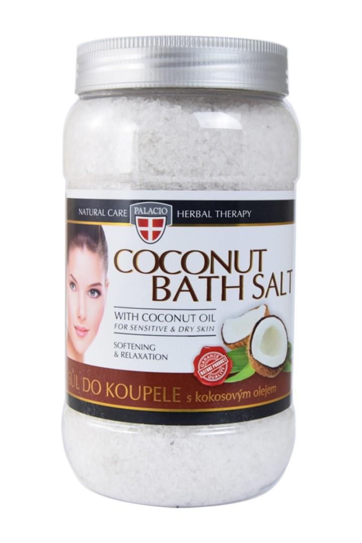 Kokos-Badesalz 1200 g